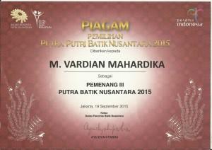 M. Vardian Mahardika sertivikat 20001