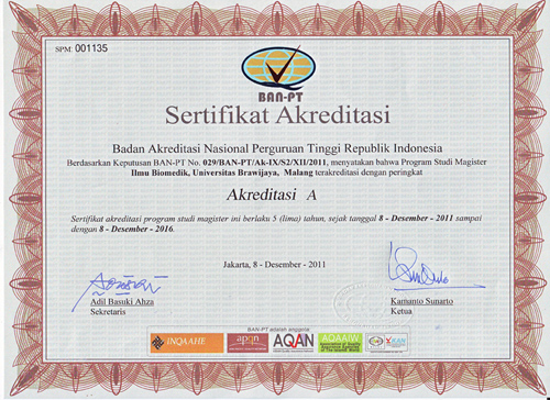 akreditas S2 BIOMEDIK