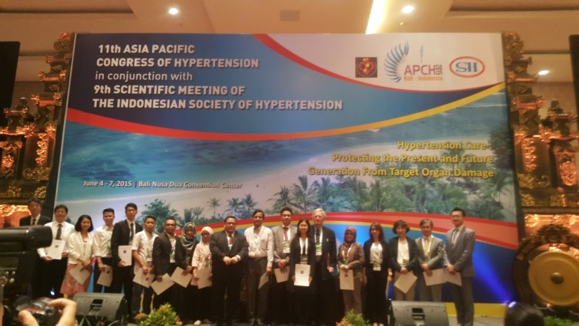 Travel Award dan Young Investigators Fellowships