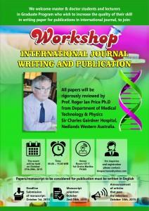 Workshop Penulisan Jurnal Internasionall